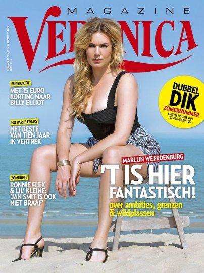 Veronica Magazine met gratis zakloze cycloonstofzuiger