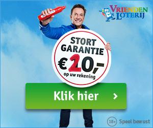 Prijzen winnen en direct €20.- ontvangen en de eerste maand gratis meespelen.