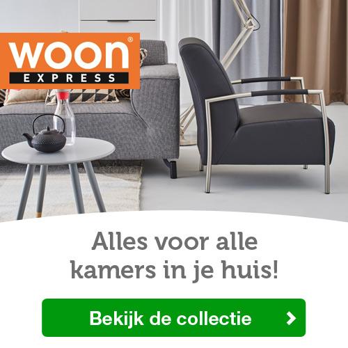 Woonexpress Bankstellen met 10% korting!
