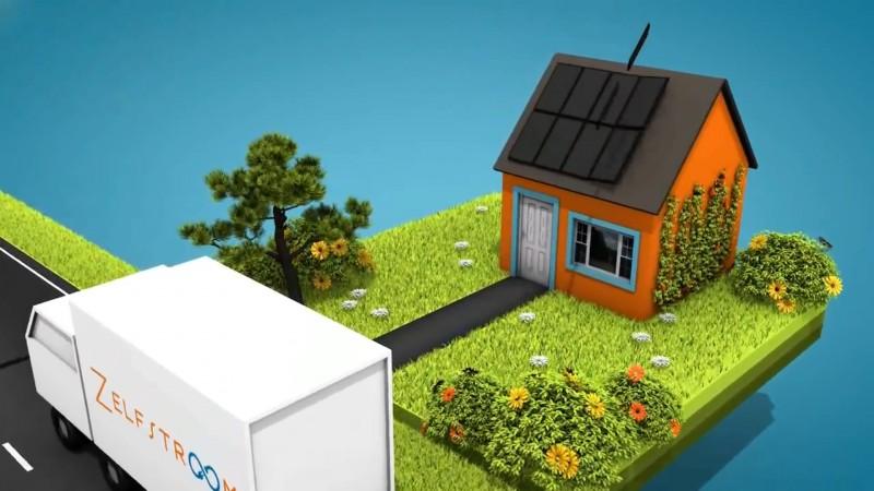 Zelfstroom | Bespaar tot 65% op je energierekening!