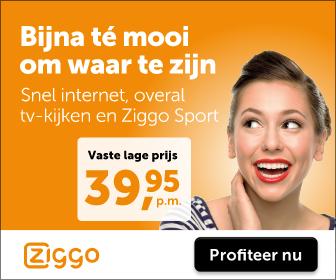 Opzoek naar stabiel en goedkoop internet? Bij Ziggo betaal slechts € 39,95 per maand voor Internet en televisie. De activatiekosten t.w.v. € 19,50 zijn gratis. Ga ook voor de beste kwaliteit!