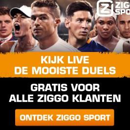 Ziggo abonnement Alles-in-1 + gratis Ziggo sport!